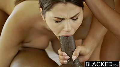 Blacked, Nappy, August ames, Sharing, Bffs