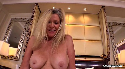 Hot milf, Blond mature