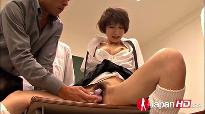 Japanese teacher, Japanese student, Japanese college, Upskirts, Japanese students