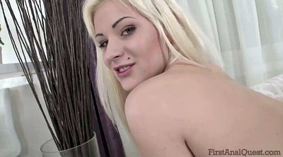 Blonde anal, Toy anal