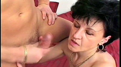 Friends mom, Hand job, Mom boy, Hand, Mom pussy, Mom friends