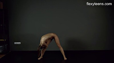 Cloth, Clothed, Nude show, Nude yoga