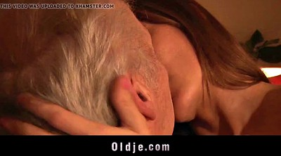 Old man, Old man fuck, Fuck me, Cum swallow