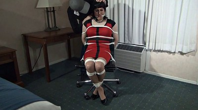 Bondage, Crossdress, Crossdresser