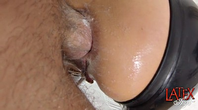Latex, Extreme anal, Anal mature