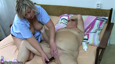 Saggy, Hairy bbw, Grandmas