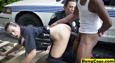 Police, Used, Outdoor sex