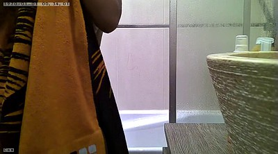 Tamil, Cam, Cousin, Shower hidden cam, Indian m
