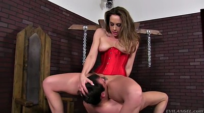Facesitting, Chanel preston