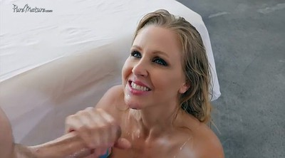 Julia ann, Julia, Handjob massage
