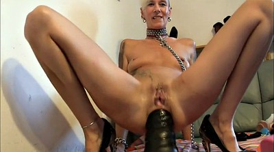 German milf anal, Milf anal gape, German fisting, German fist