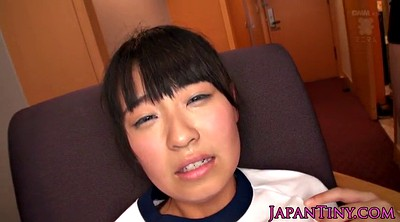 Finger, Japanese teen, Hairy pussies