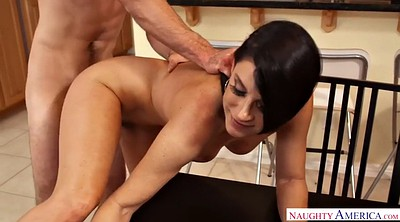 India, Kitchen, Handsome, Kitchen milf, India summer