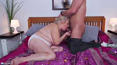 Granny boy, Mature blowjob, Granny mature