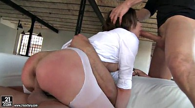 Mmf, Small cock, Anal small