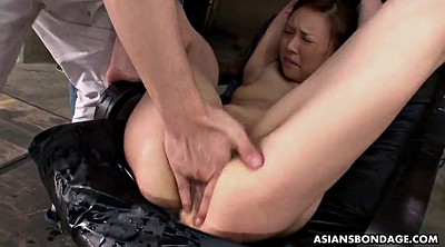 Asian bondage, Power, Made, Powerful, Fingering squirt, Bondage asian
