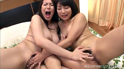 In pussy, Hairy lesbians