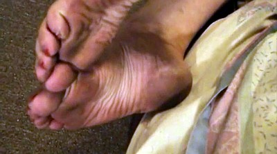 Flexible, Wrinkled, Sole, Gymnast