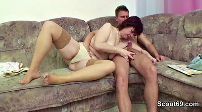 Mom son, Seduce, Old couple, Step son, Granny solo, Son fuck mom