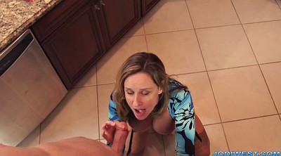 Jodi west, Milf son, Son fuck