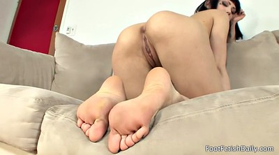 Foot, Erotic, Feet solo, Asphyxia