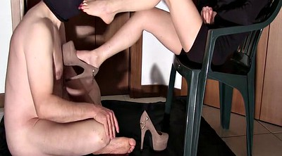 Shoes, Shoe, Foot lick, Femdom foot
