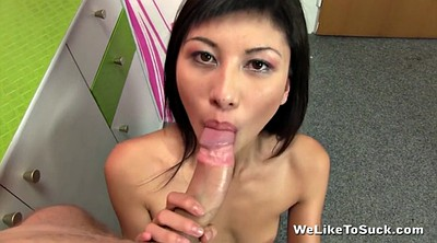 Full, Cumming, Asian cum