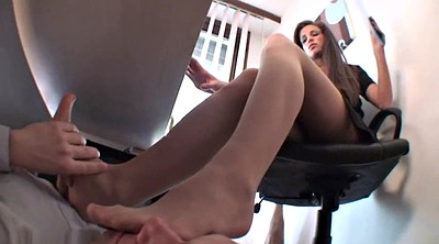 Femdom foot, Nylon feet, Heels, Nylon foot, Black foot, Nylon worship