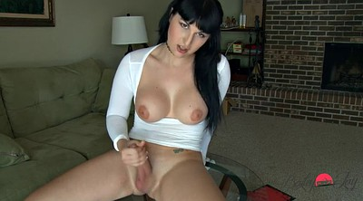 Milf solo, Milf shemale, Instruction, Big cock shemale