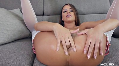 Anal solo, Adriana chechik, Butt plug