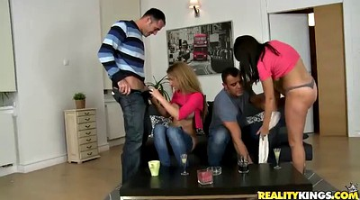 Group, Foursome anal