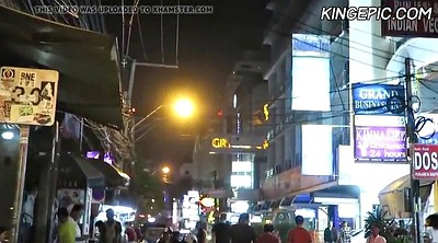 Hooker, Thailand, Hidden cam, Asian street, Outdoors, Hidden camera