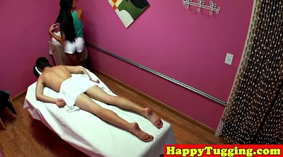 Asian massage, Asian man, Asian handjob