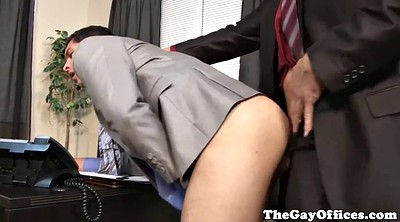 Office, Gay anal