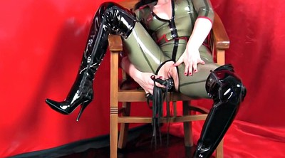 Boot, Latex