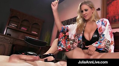 Julia ann, Ann, Busty young