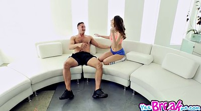 Gym, Standing, Riley reid, Stand
