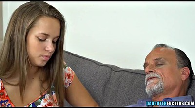 Daughter, Daughter blowjob