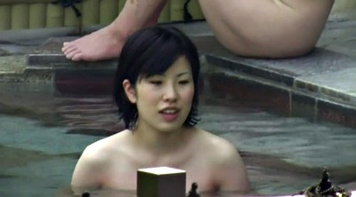 Spa, Japanese public, Japanese young