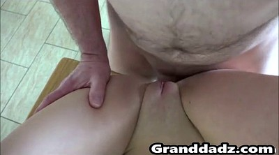 Granny, Pussy licking