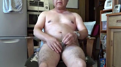 Japanese dad, Japanese masturbation