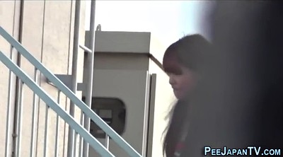 Japanese outdoor, Asian whore, Japanese voyeur, Asian hd, Urine, Japanese public