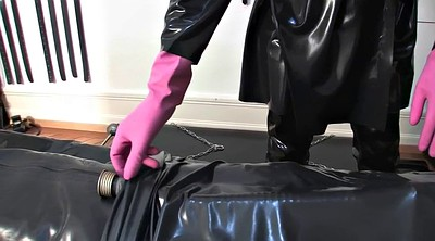 Boots, Latex, Glove, Gloves