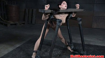 Submissive, Restrained, Flogged