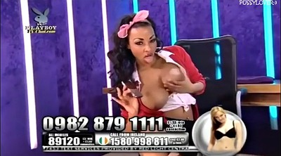 Playboy, Ebony solo, Chat, Playboy tv