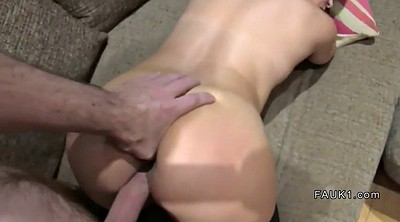 Casting anal, Stockings anal