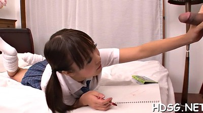 Japanese blowjob, Japanese schoolgirl