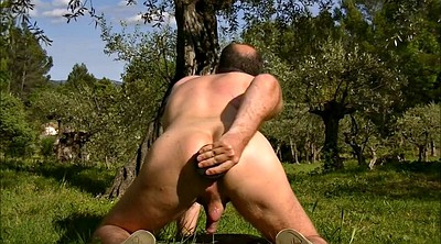 Gaping, Anal fist, Outdoor fist, Buttplugs, Buttplug