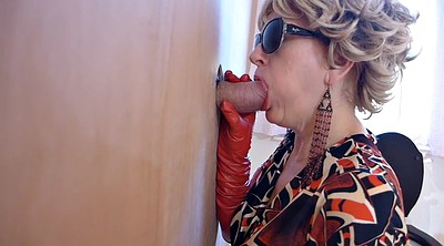Boots, Gloryhole, Watch, Watching porn, Mature gloryhole, Big hole
