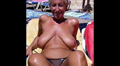 Beaches, G queen, G-queen, Granny beach, Beach mature